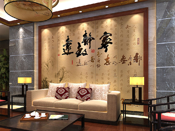 电视背景墙在客厅的重要性