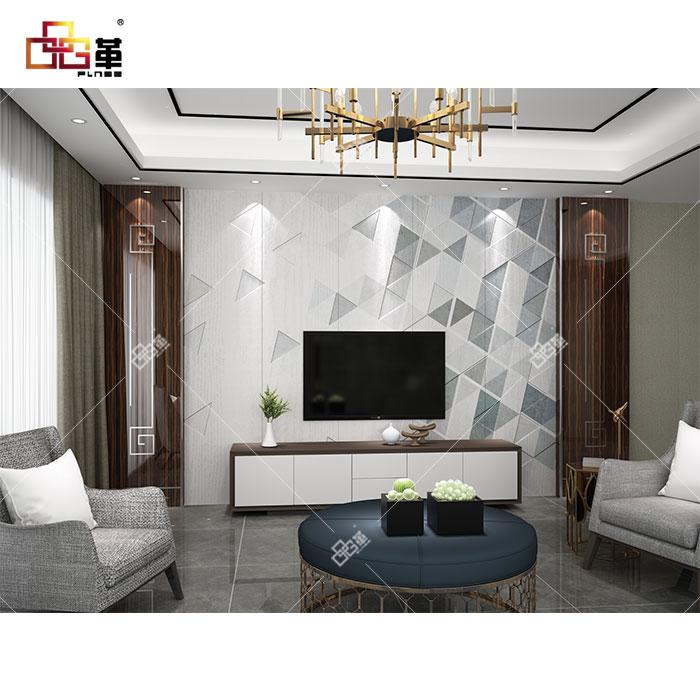 JEB30怡然+护墙板KC012(高光实木板镶合金)