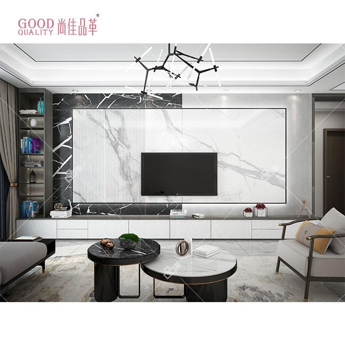 CG383-悬空背景墙-收纳柜+KC050