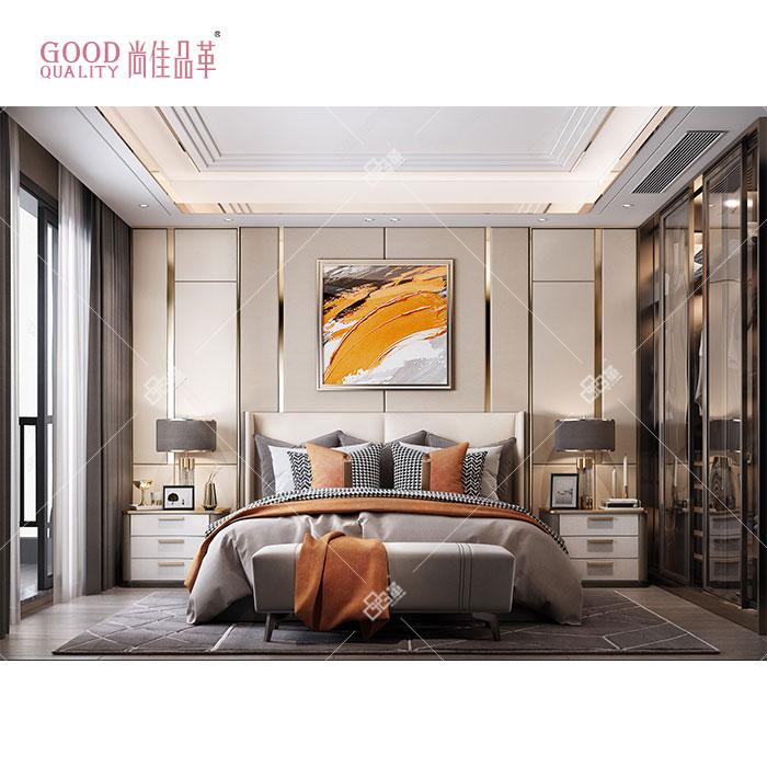 8.5FBCT003卧室背景墙