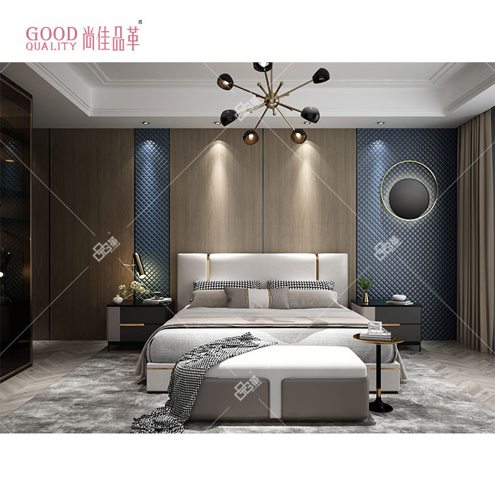 8.5FBCT015卧室背景墙