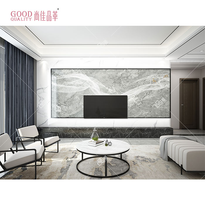 CG387-悬空背景墙