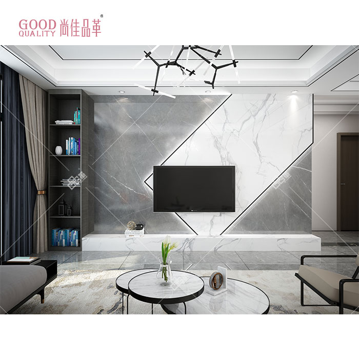 CG383-悬空背景墙